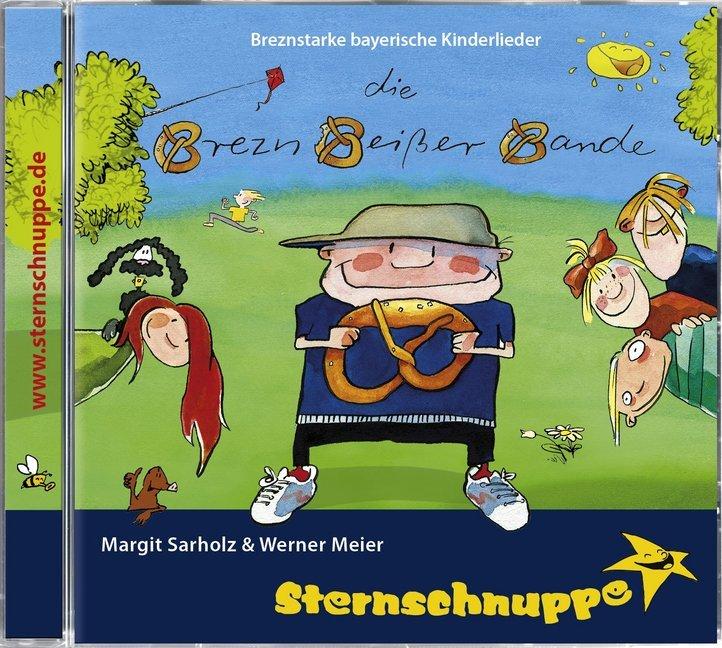 Die Brezn-Beißer-Bande. CD als Hörbuch CD