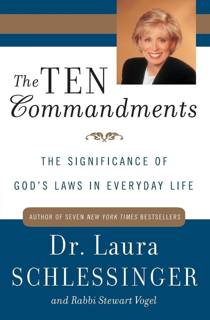 The Ten Commandments als Taschenbuch