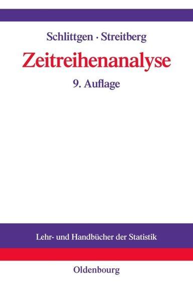 Zeitreihenanalyse als Buch (gebunden)