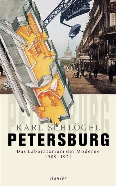 Petersburg als Buch (gebunden)