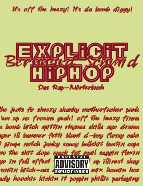 Explicit HipHop als Buch (kartoniert)