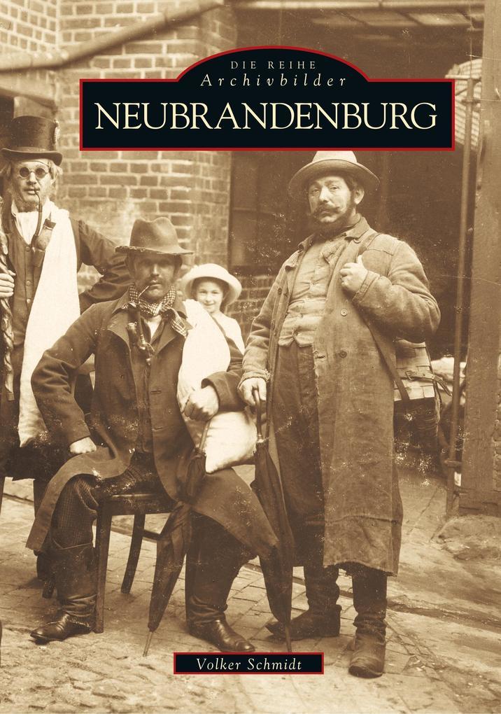 Neubrandenburg als Buch (kartoniert)