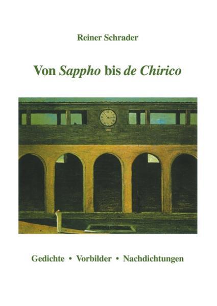 Von Sappho bis de Chirico als Buch (kartoniert)