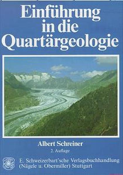 Einführung in die Quartärgeologie als Buch (kartoniert)