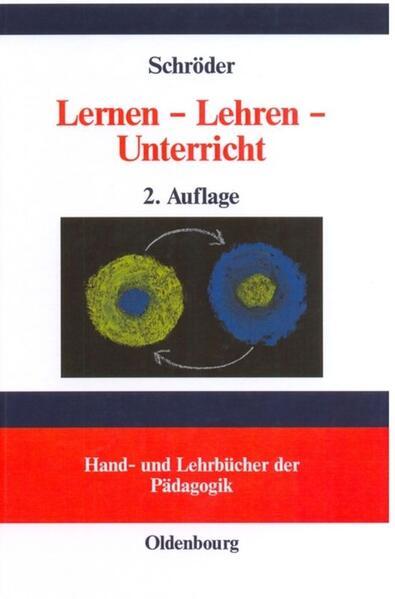 Lernen - Lehren - Unterricht als Buch (gebunden)