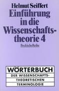 Einführung in die Wissenschaftstheorie. Tl.4