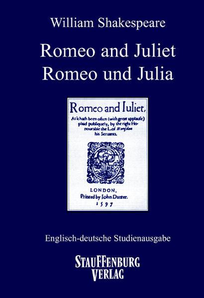 Romeo und Julia / Romeo and Juliet als Buch (kartoniert)