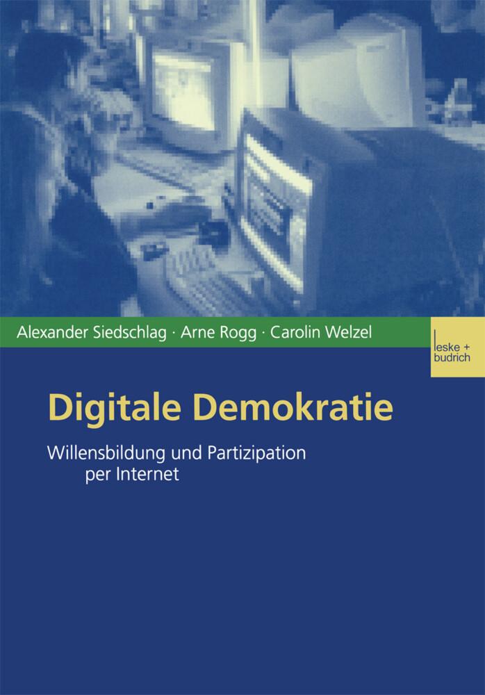Digitale Demokratie als Buch (kartoniert)