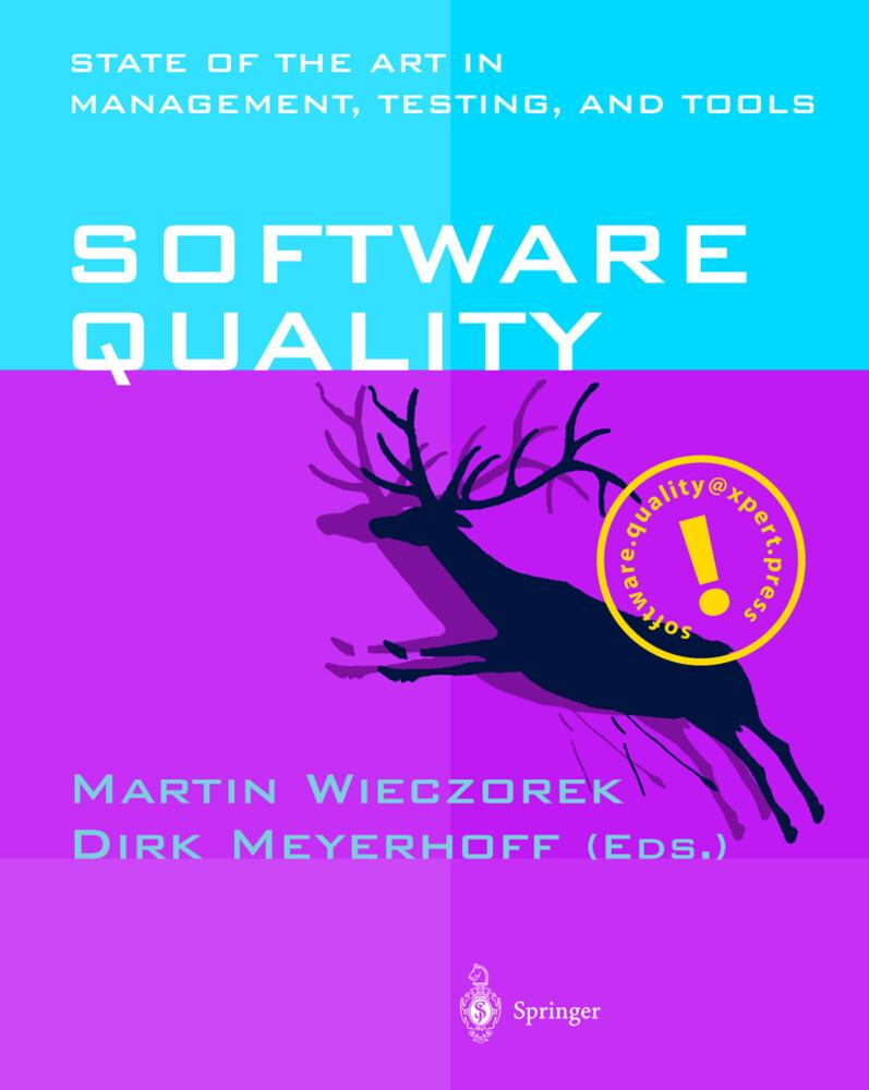 Software Quality als Buch (kartoniert)