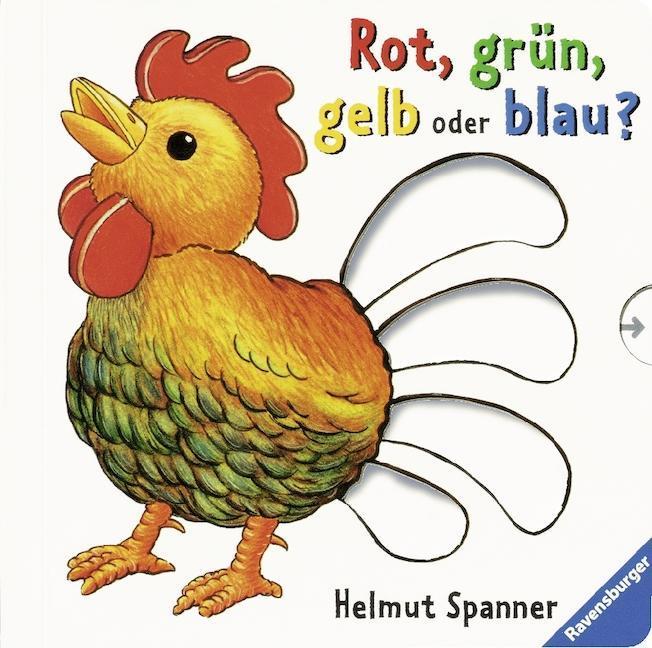 Rot, grün, gelb oder blau? als Buch (kartoniert)