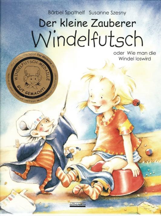 Der kleine Zauberer Windelfutsch als Buch (gebunden)