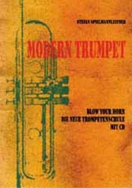 Modern Trumpet. Inkl. 2 CD als Buch (kartoniert)