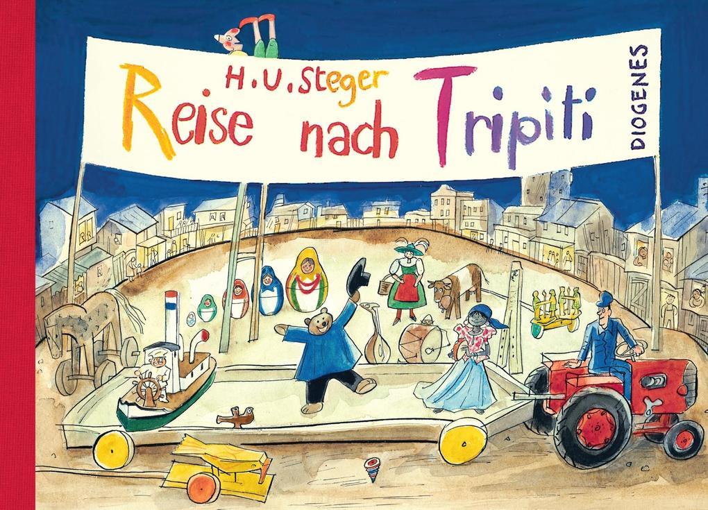 Reise nach Tripiti als Buch (gebunden)