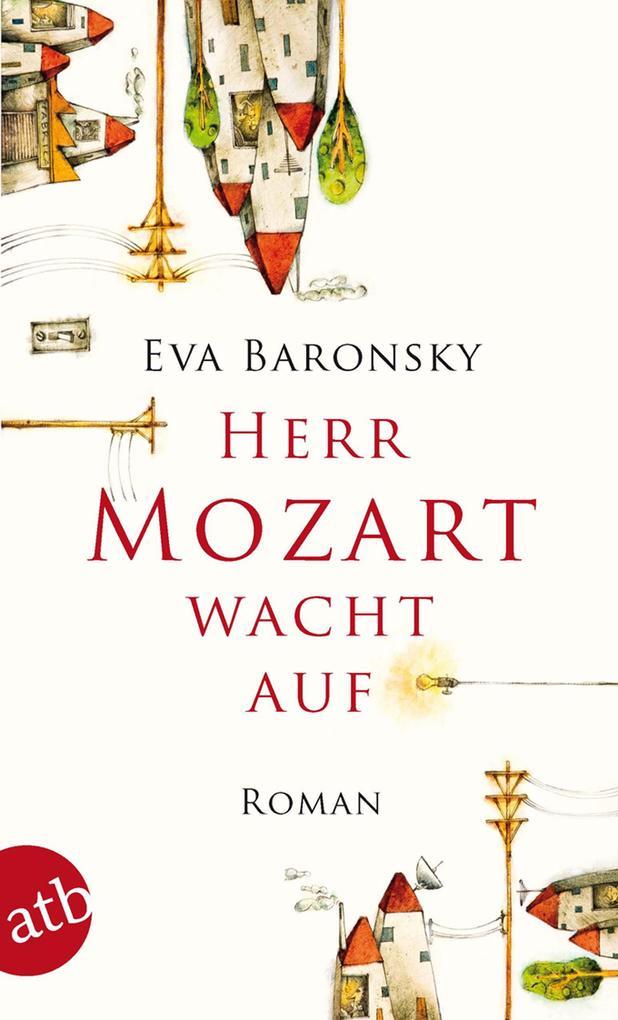 Herr Mozart wacht auf als eBook epub