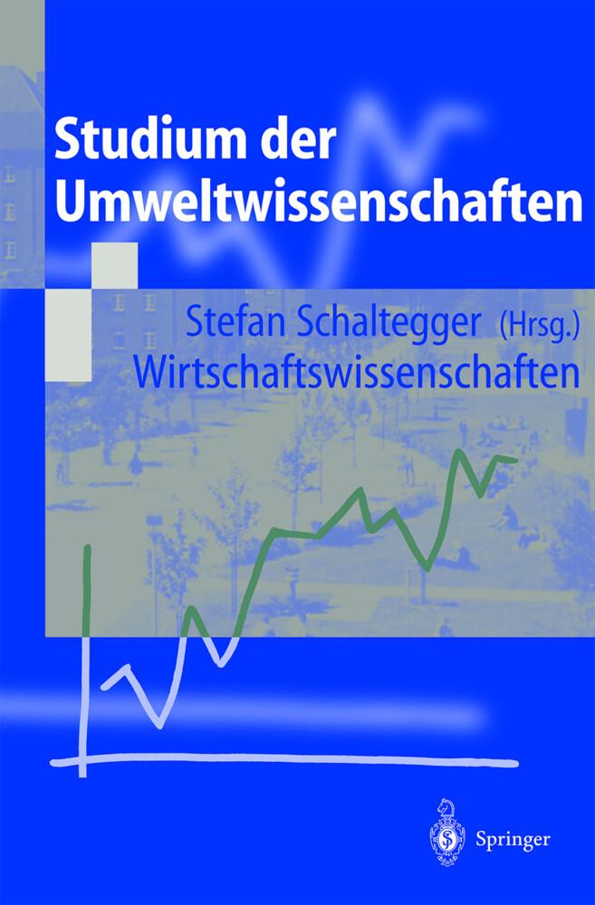 Studium der Umweltwissenschaften als Buch (kartoniert)