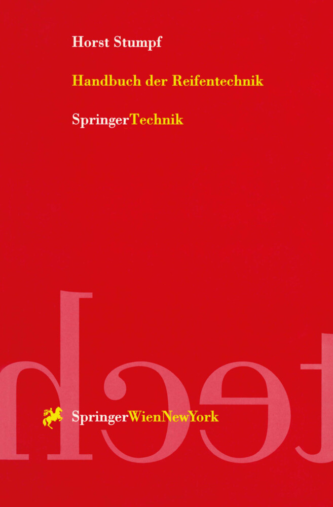 Handbuch der Reifentechnik als Buch (kartoniert)