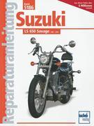 Suzuki LS 650 Savage ab Baujahr 1986
