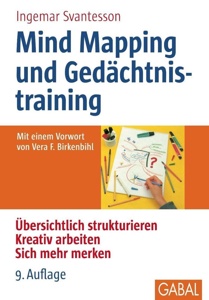 Mind Mapping und Gedächtnistraining als Buch (gebunden)