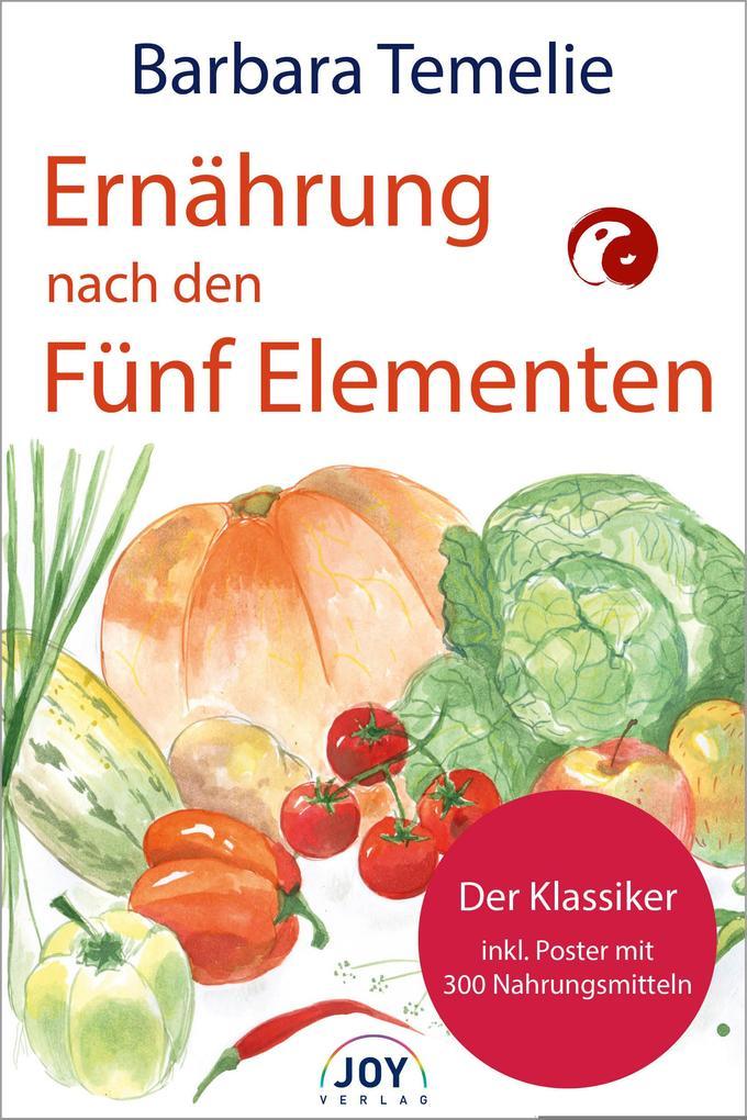 Ernährung nach den Fünf Elementen als Buch (kartoniert)