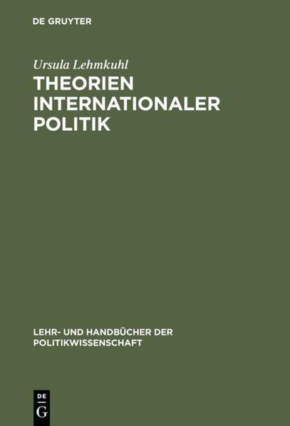 Theorien Internationaler Politik als Buch (gebunden)