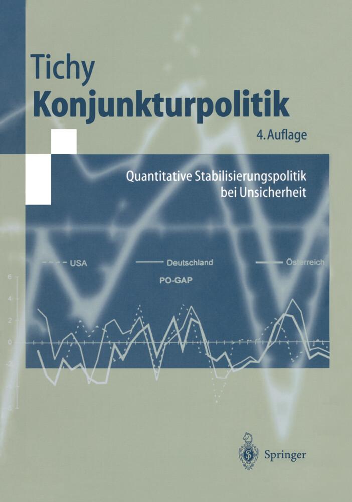 Konjunkturpolitik als Buch (kartoniert)