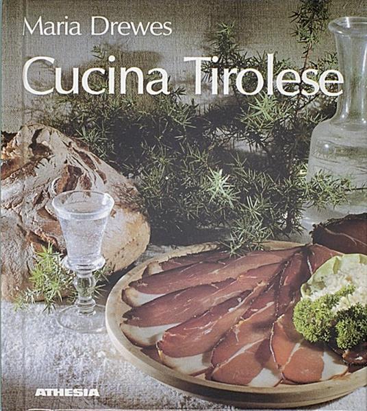 Cucina Tirolese als Buch (kartoniert)