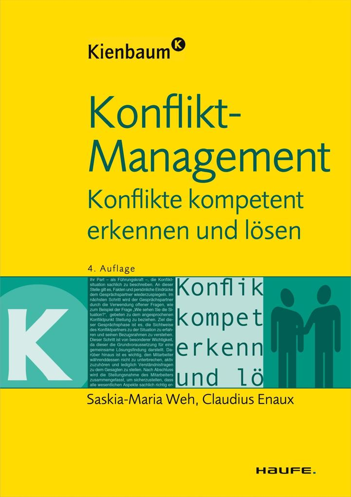 Konfliktmanagement als eBook epub