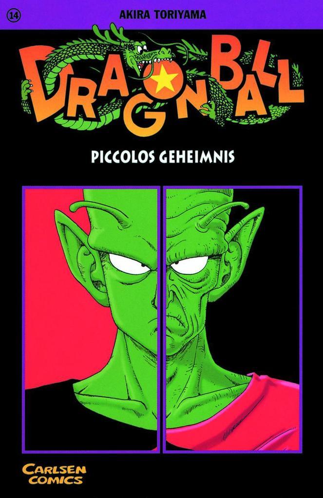 Dragon Ball 14. Piccolos Geheimnis als Buch (kartoniert)
