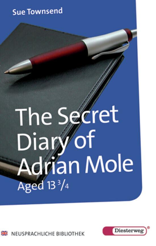The Secret Diary of Adrian Mole Aged 13 3/4 als Buch (kartoniert)