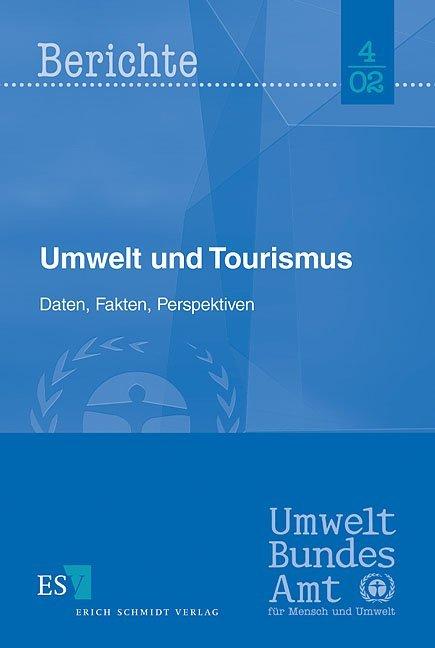 Umwelt und Tourismus als Buch (kartoniert)
