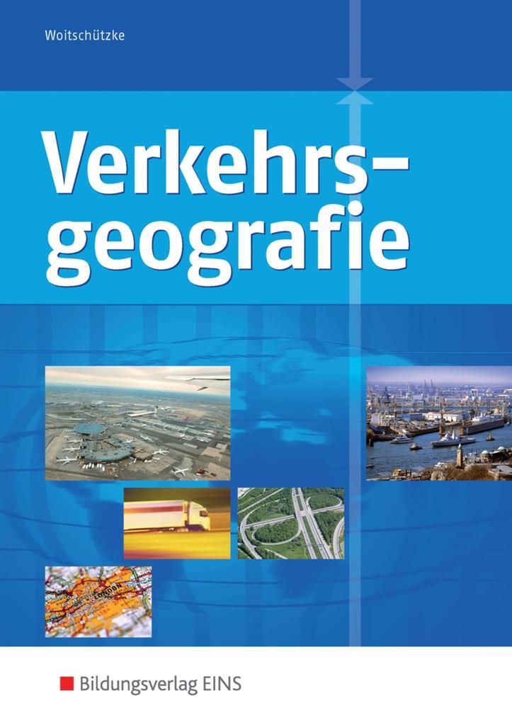 Verkehrsgeografie als Buch (kartoniert)