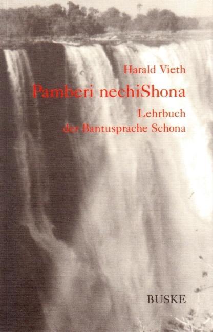 Pamberi nechi Shona als Buch (kartoniert)