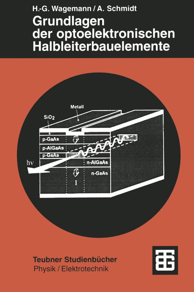 Grundlagen der optoelektronischen Halbleiterbauelemente als Buch (kartoniert)