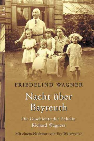 Nacht über Bayreuth als Taschenbuch