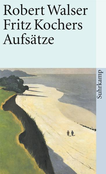 Fritz Kochers Aufsätze als Taschenbuch