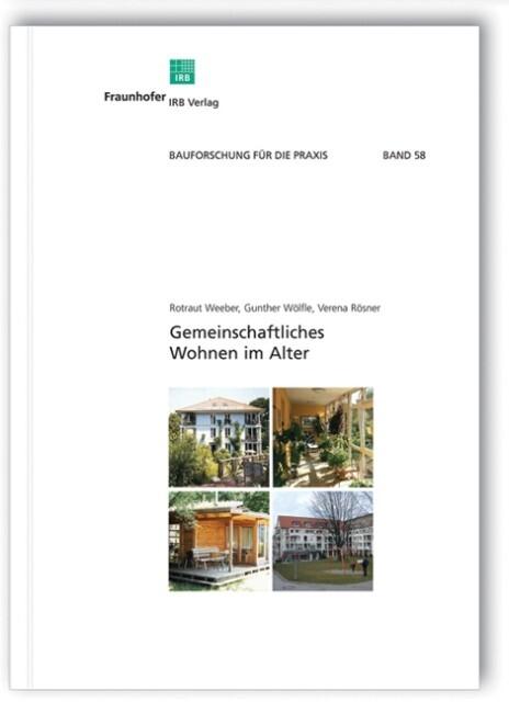 Gemeinschaftliches Wohnen im Alter. als Buch (kartoniert)
