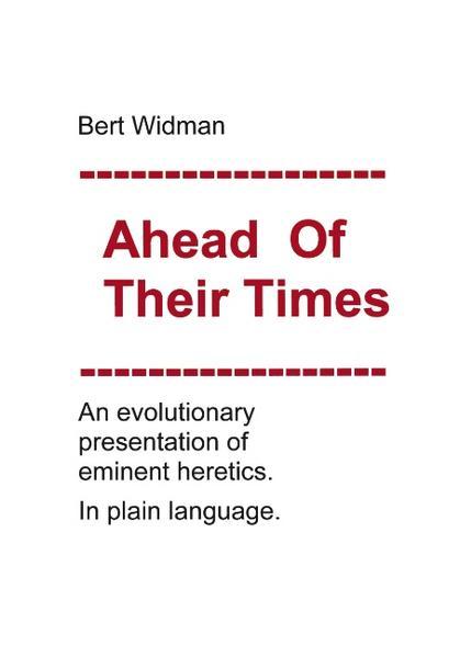 Ahead of their Times als Buch (gebunden)