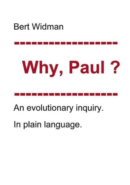 Why, Paul? als Buch (kartoniert)