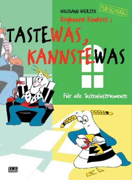 Taste was, kannste was als Buch (kartoniert)