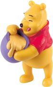 BULLYLAND - Comic World - Winnie Puuh - Winnie Puuh mit Honigtopf