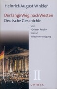Deutsche Geschichte vom 'Dritten Reich' bis zur Wiedervereinigung