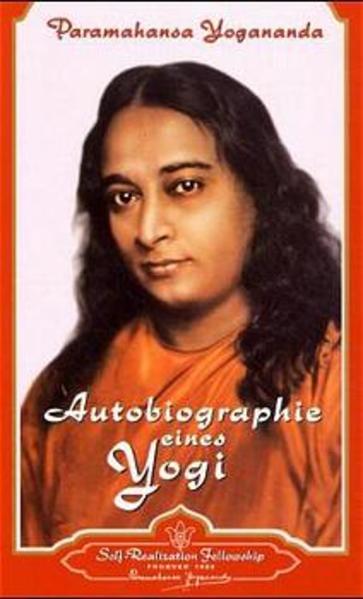 Autobiographie eines Yogi als Buch (kartoniert)