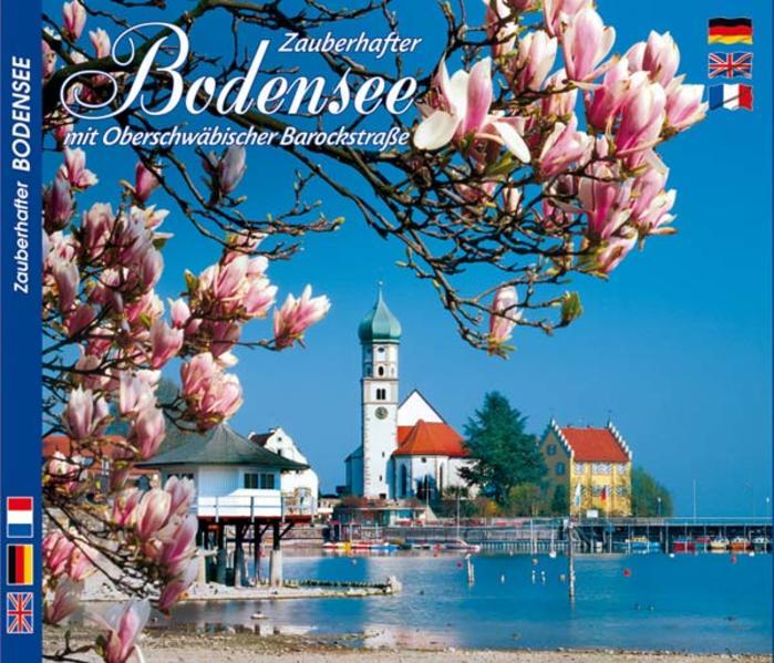 Zauberhafter Bodensee als Buch (gebunden)