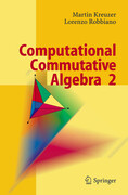 Computational Commutative Algebra 2