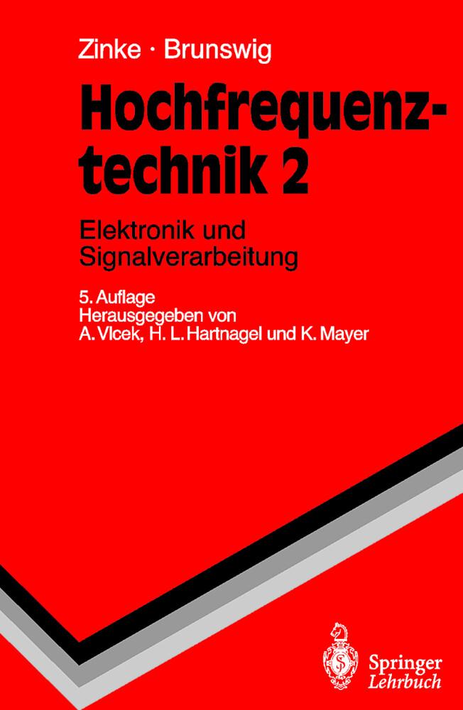 Hochfrequenztechnik als Buch (gebunden)