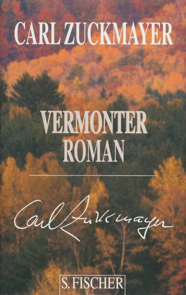 Vermonter Roman als Buch (gebunden)