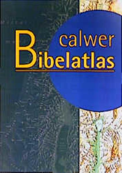 Calwer Bibelatlas als Buch (kartoniert)