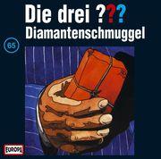 Die drei ??? 65. Diamantenschmuggel (drei Fragezeichen) CD