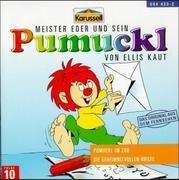 Meister Eder 10 und sein Pumuckl. Pumuckl im Zoo. Die geheimnisvollen Briefe. CD