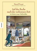 Marcel Proust, Auf der Suche nach der verlorenen Zeit - Im Schatten junger Mädchenblüte. Tl.2